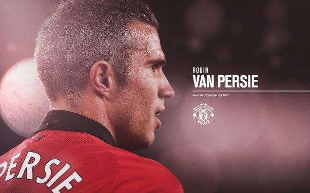 Manchester United Players Wallpaper 2013-2014 20 van Persie
