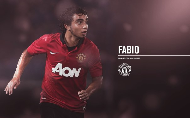 Manchester United Players Wallpaper 2013-2014 22 Fabio