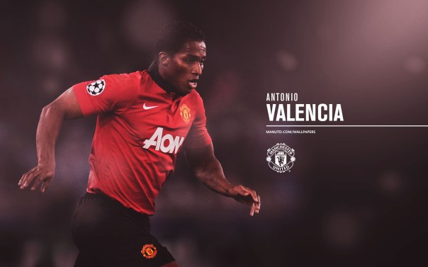 Manchester United Players Wallpaper 2013-2014 25 Valencia