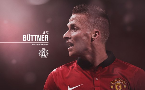 Manchester United Players Wallpaper 2013-2014 28 Buttner