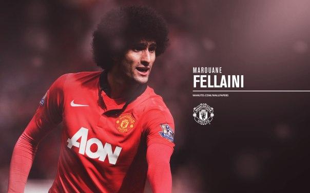 Manchester United Players Wallpaper 2013-2014 31 Fellaini
