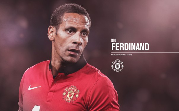 Manchester United Players Wallpaper 2013-2014 5 Ferdinand