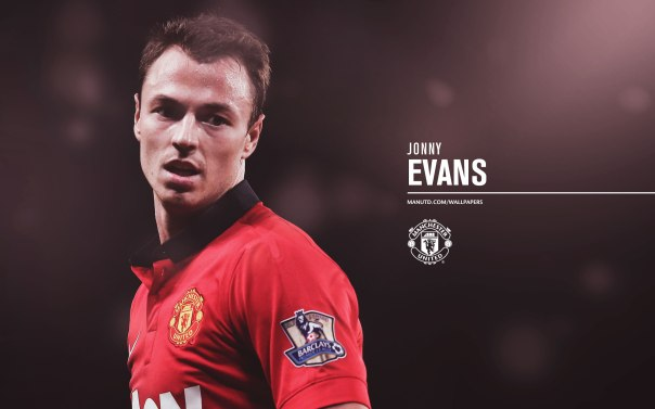 Manchester United Players Wallpaper 2013-2014 6 Evans