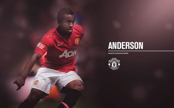 Manchester United Players Wallpaper 2013-2014 8 Anderson