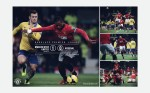 Manchester United v Arsenal Wallpaper 3