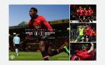 Manchester United v Norwich City Wallpaper 1