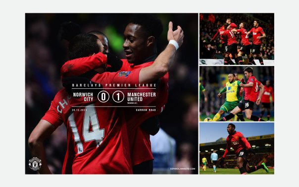 Manchester United v Norwich City Wallpaper 2