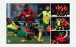Manchester United v Norwich City Wallpaper 3