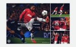 Manchester United v Olympiacos Wallpaper 3