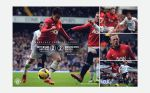 Manchester United v Tottenham Wallpaper 3