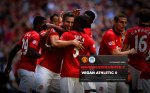 Manchester United v Wigan Wallpaper 2
