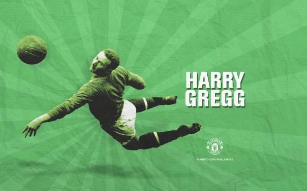 Harry Gregg Wallpaper
